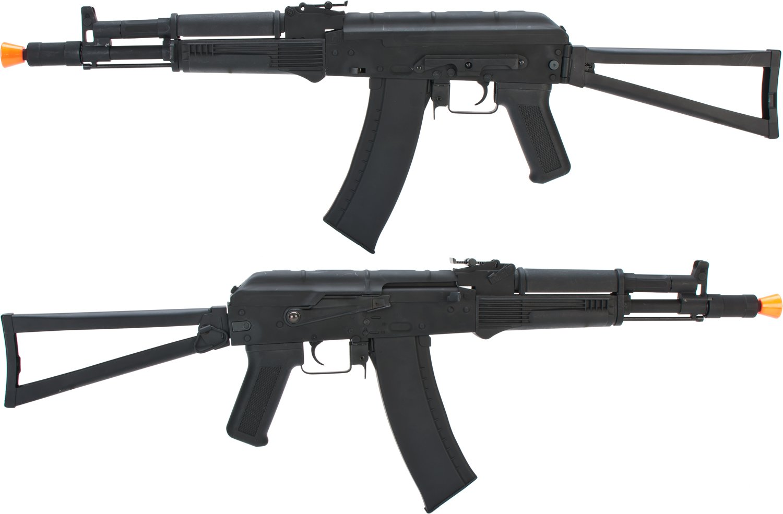 Amazon.com: Evike – AK74 ak105 Full Metal Airsoft AEG rifle ...
