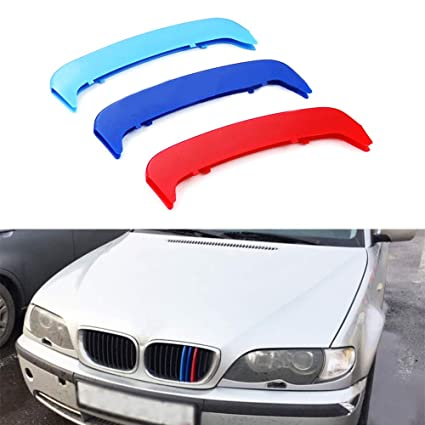 Amazon Com For 02 05 Bmw 3 Series E46 Sedan And Touring 11grilles