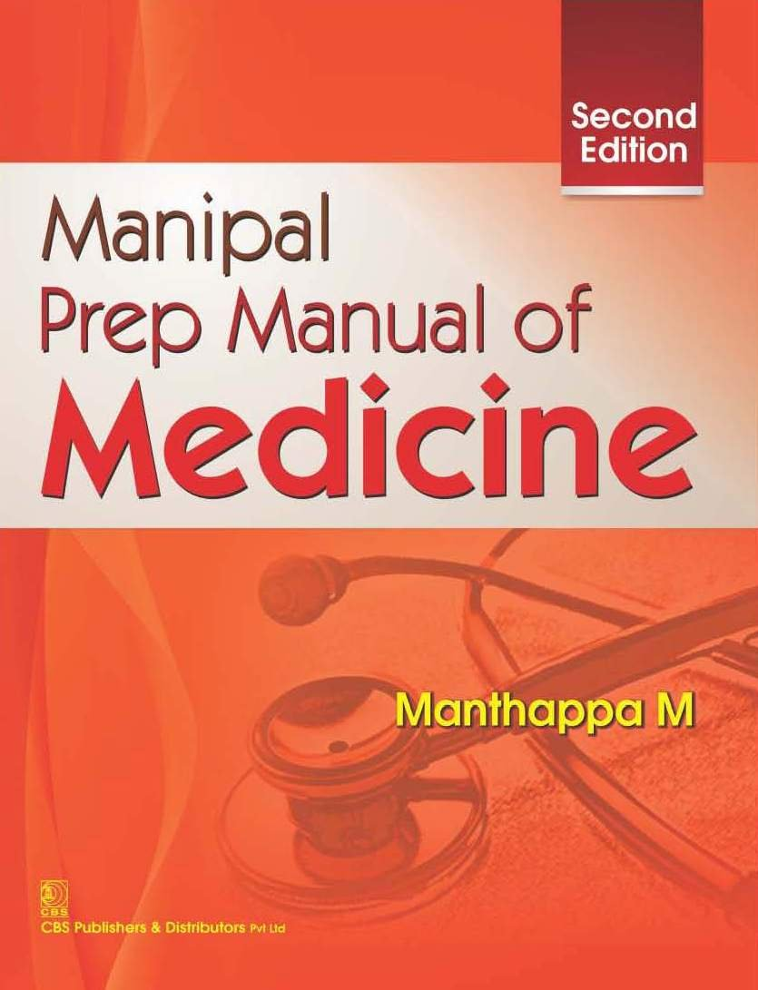 Buy Manipal Prep Manual of Medicine Book Online at Low Prices in India |  Manipal Prep Manual of Medicine Reviews & Ratings - Amazon.in