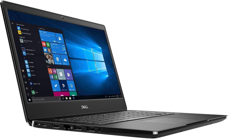 """Dell Latitude 3400 Intel Core i7-8565U X4 4.6GHz 8GB 256GB SSD 14"""",Black(Renewed)"""