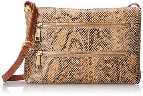 (HOBO Hobo Vintage Mara Cross Body Handbag, Autumn Python, One Size)