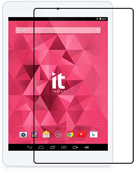 """3 Pack Clear Tablet Screen Protector Guard For 10.1/"""" Fusion Garage Grid 10"""