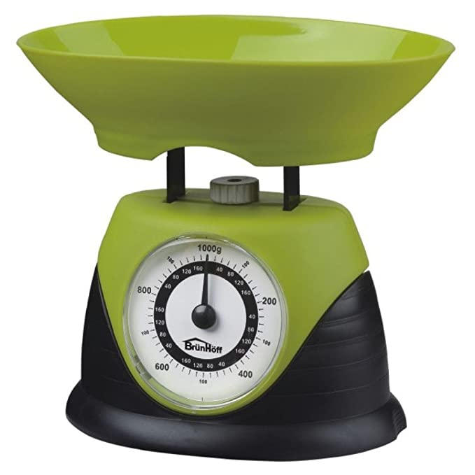 1 kg Báscula de cocina analógica mecánica Balanza Báscula de ...