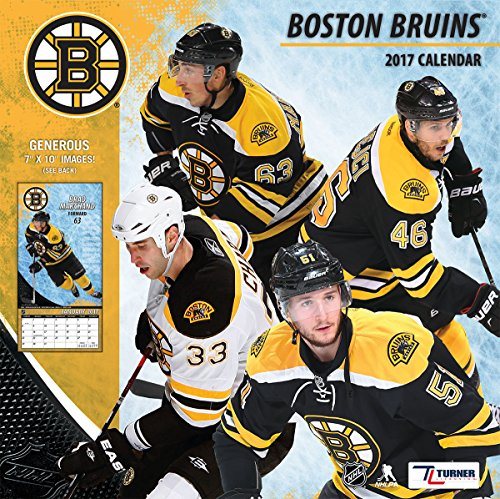 Turner Licensing Sport 2017 Boston Bruins Mini Wall Calendar (17998040583)