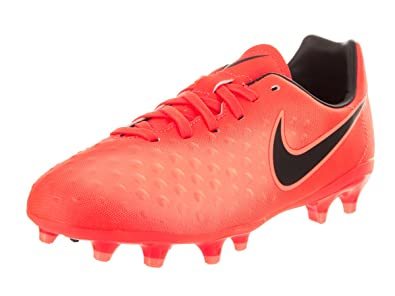 2f19e778059d Amazon.com  NIKE Magista Opus II Fg Soccer Cleat Kids JR 1.5  Shoes