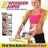 Wonder Arms.Brazos de la maravilla - la máquina del entrenamiento del cuerpo del brazo ¡Equipo de la aptitud que estira el entrenamiento que adelgaza como visto en la TV !!!