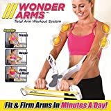 Wonder Arms - Arm Upper Body Workout Machine Fitness Equipment Stretching Slimming Training As Seen On TV!!!