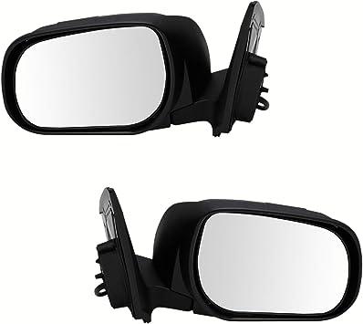 06-08 Toyota Rav4 Passenger Side Mirror Replacement Heated