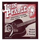 John Pearse P3000 Nickel Plated Acoustic Guitar Strings, Medium