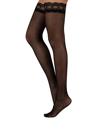 223518cb3 SHEER HOLD UP STOCKING