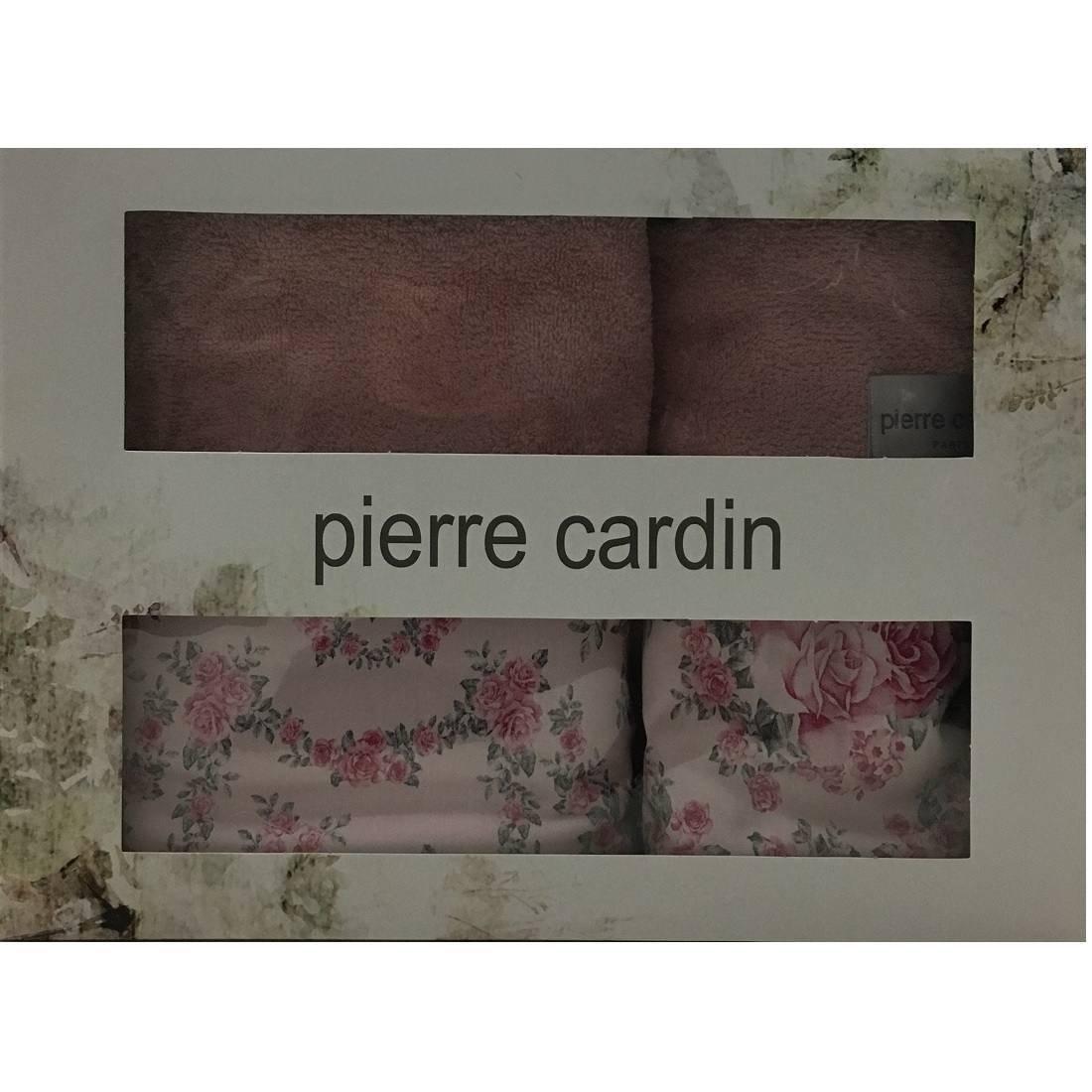 Pierre Cardin Toalla con Invitados Articolo Lilac Rose Juego Esponja: Amazon.es: Hogar