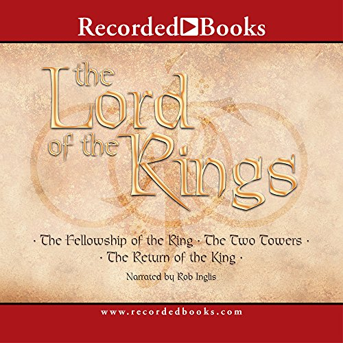 Lord of the Rings (omnibus): The Fellowship of the Ring, The Two Towers, The Return of the King (The Lord of the (Two Towers Cd)