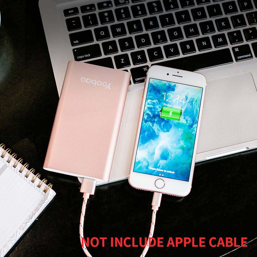 Amazon.com: Yoobao 8000mAh Portable Charger G02 Interior ...