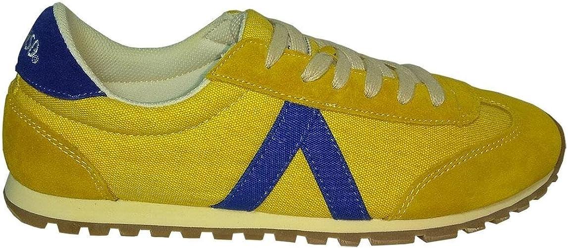 Zapatillas EL GANSO RWALKING Amarillas 45: Amazon.es: Zapatos y complementos