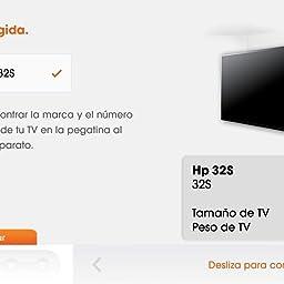 Vogels WALL 3325, Soporte de pared para TV 40: Vogels: Amazon.es ...