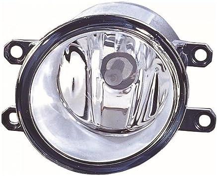aftermarket Qashqai 2010-2014 Chrome Front Headlight Headlamp N//S Passenger Left