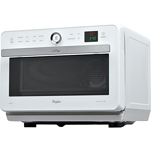 Whirlpool jt469wh Jet Chef horno microondas + Grill con cocción a ...