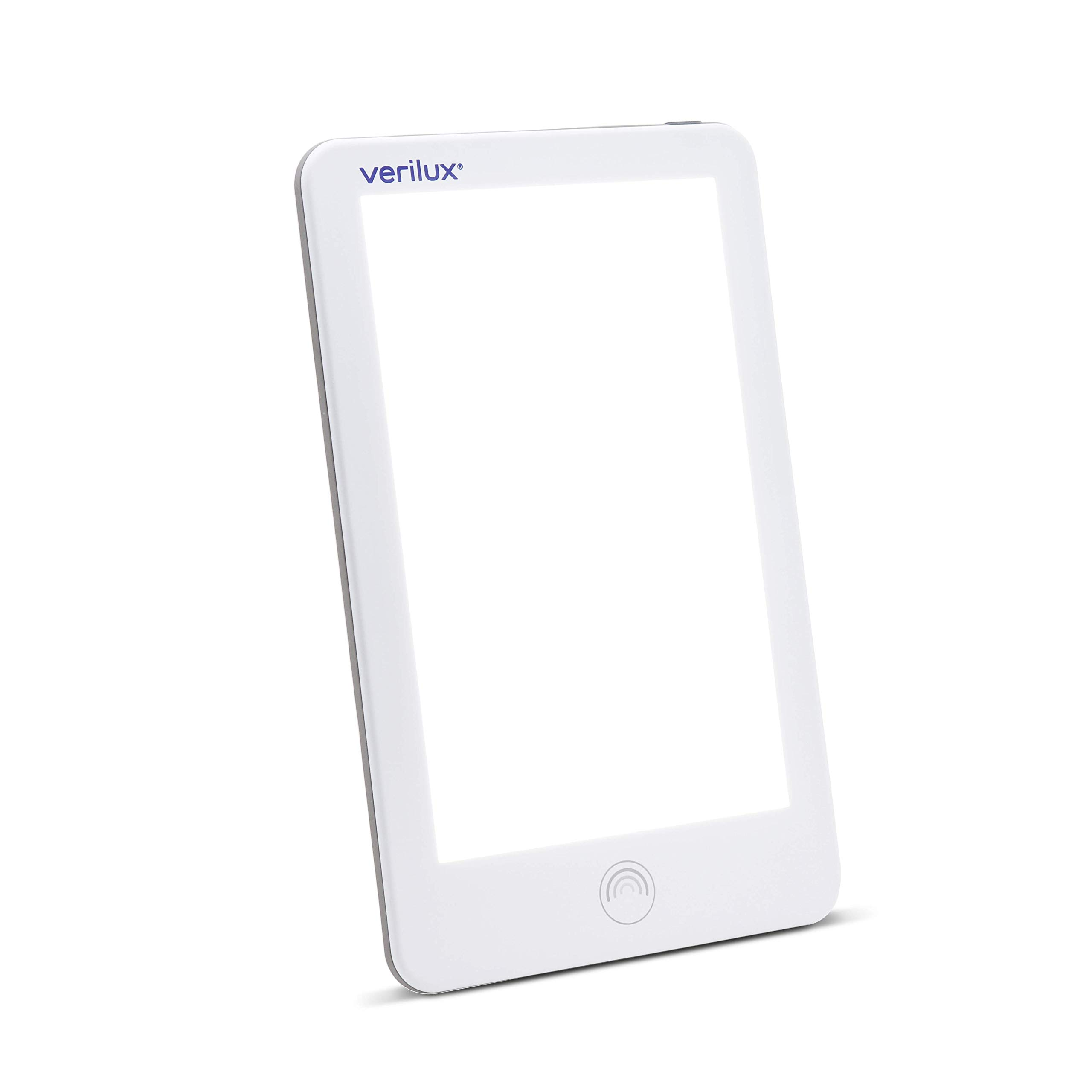 (New) Verilux HappyLight VT31 Lumi 10,000 Lux LED Bright White Light Therapy Lamp with Adjustable Brightness by Verilux