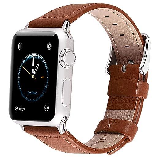 7 opinioni per 5 Colori per Cinturino Apple Watch,Fullmosa®Jan iWatch Cinturino Apple Watch