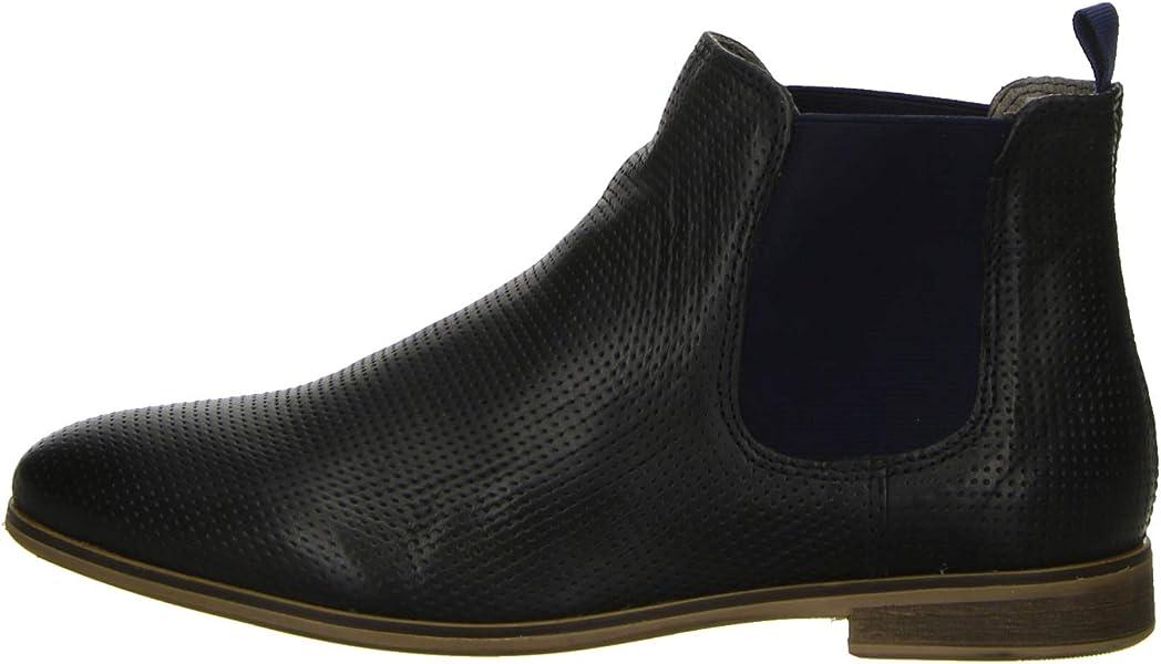 Kim Kay Damen Chelsea Boots Größe 39 EU Blau (blau): Amazon