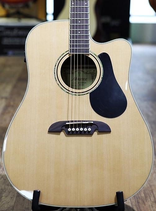 Alvarez - Guitarra Acústica RD26CE con funda incluida, color ...