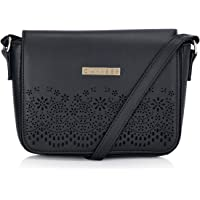 Caprese Phora Women's Sling Bag (Black)