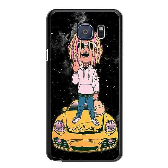 competitive price e617d 8c6ba Amazon.com: Lil Pump FLEX LIKE YOU Print For Samsung Galaxy Note5 ...
