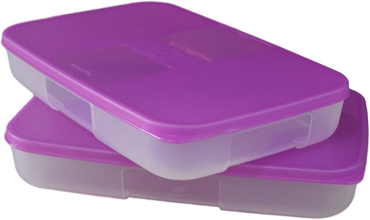 Tupperware Freezer Mate Container (650Ml), Set Of 2