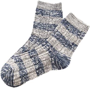Calcetines de Mujer invierno ASHOP Mujer Calcetines de Algodón ...