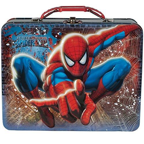 Spider-Man - Spider Sense Metal Lunch Box