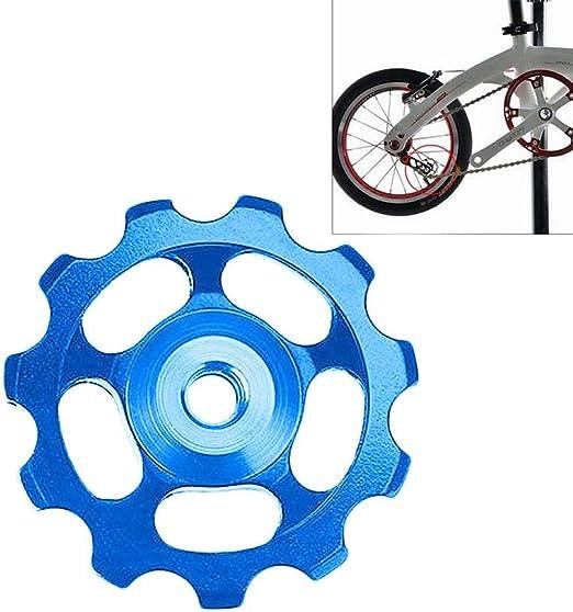 Passingbuy Polea de Cambio Trasero de Aluminio para Bicicleta ...