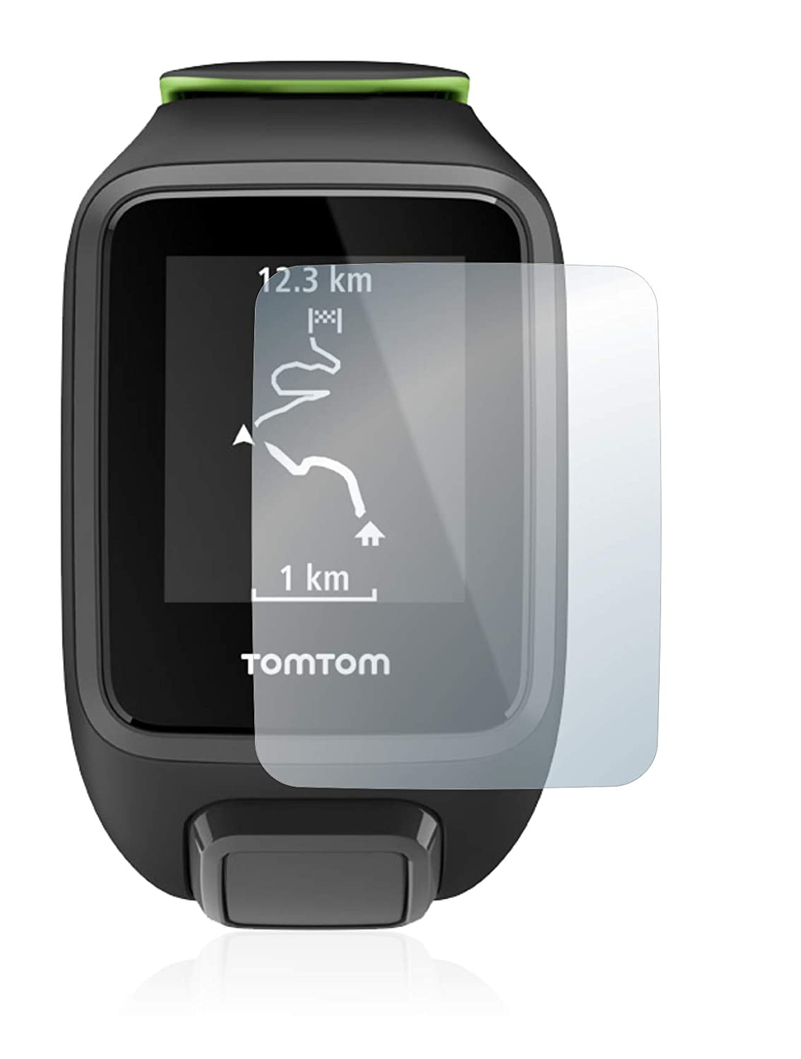 BROTECT Protection Ecran Verre Compatible avec Tomtom Runner 3: Amazon.fr: High-tech
