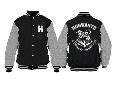 Amazon.com: Merchandise 24/7 Harry Potter College Jacket ...