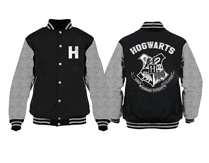 Amazon.com: Merchandise 24/7 Harry Potter College Jacket ...