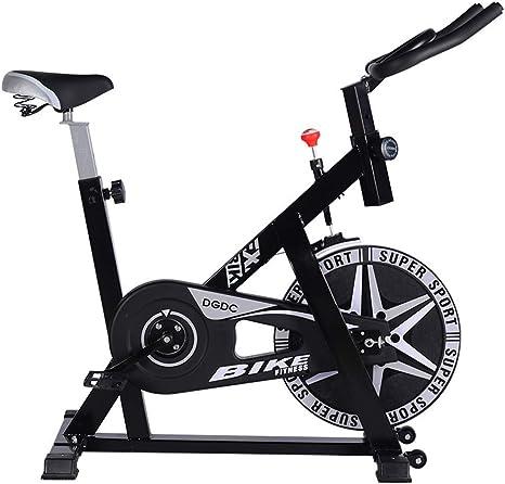 ZHANG NAN Bicicleta de Ejercicios for Interiores, Bicicletas ...
