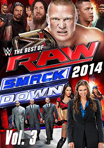 WWE: The Best of RAW and Smackdown (2014): Volume 3 (Wwe Undertaker Best Wrestlemania Matches)