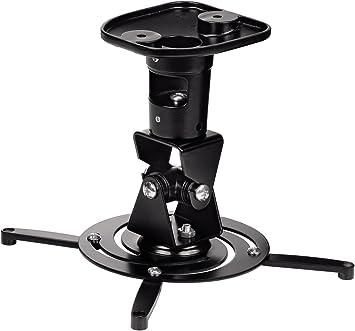 Flashstar 108795 - Soporte para proyector, negro: Amazon.es ...