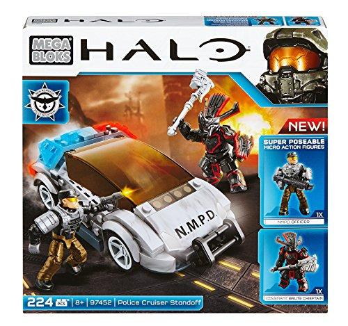 Mega Bloks Halo Police Cruiser ()