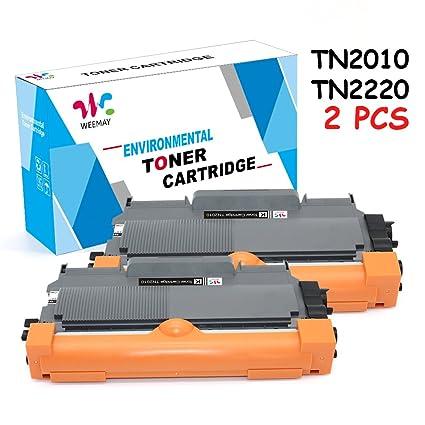 Weemay TN2220 TN2010 - Cartucho de tóner compatible para impresora ...