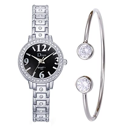 sportsmanship Rhinestone Women Bracelet Watch Fashion Female Alloy Quartz Wrist Watch Rose Gold Ladies Watch Relojes