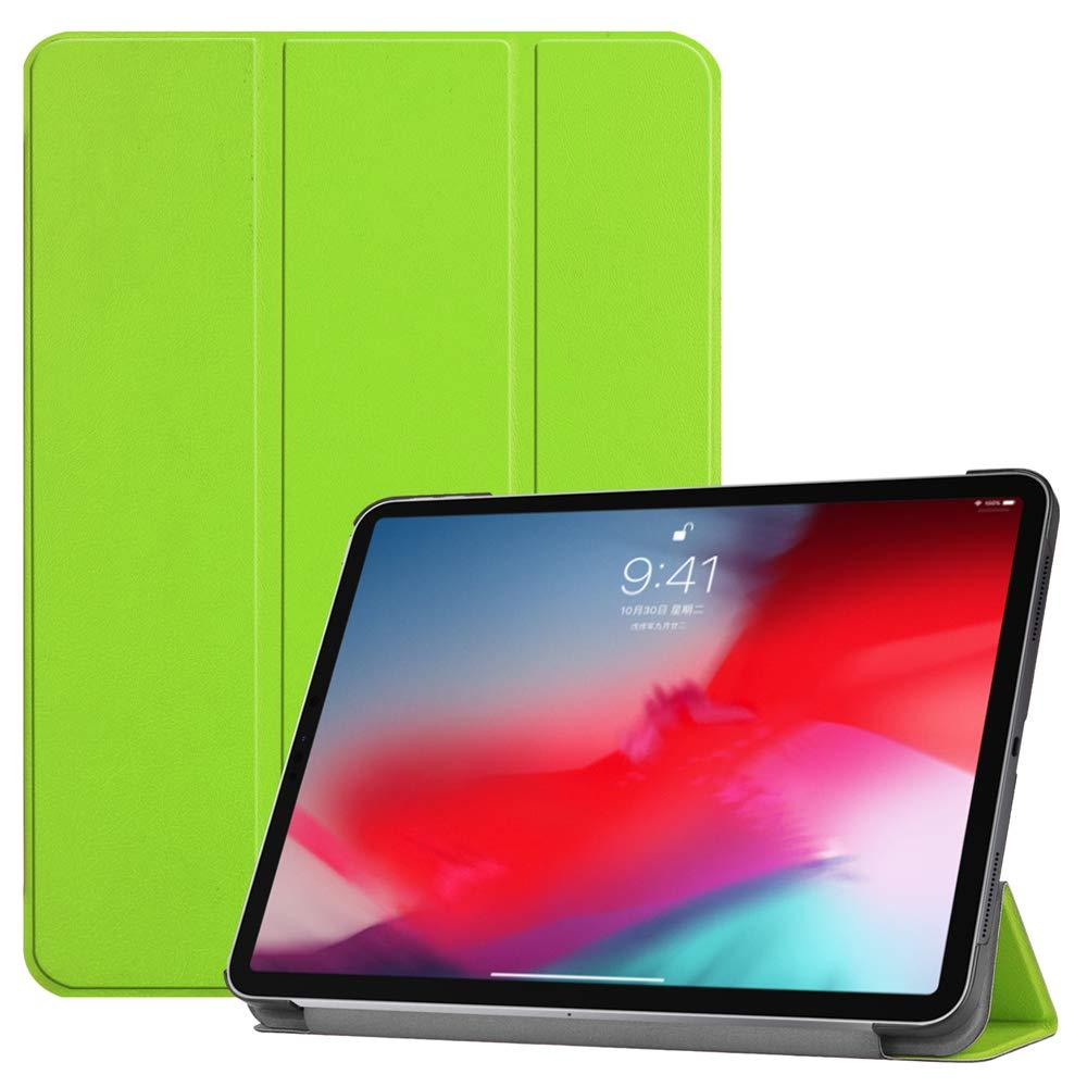 ファッション BasicStock ローズゴールド 2018年用 iPad Pro 11インチ 2018ケース プレミアムPUレザーケース B07L97XTS3 フリップスタンド/フル保護/滑り止め バンパーバックカバー iPad Pro 11インチ 2018年用 ローズゴールド グリーン 6553-21-395 B07L97XTS3, Web Shop ゆとり:d046fa85 --- a0267596.xsph.ru