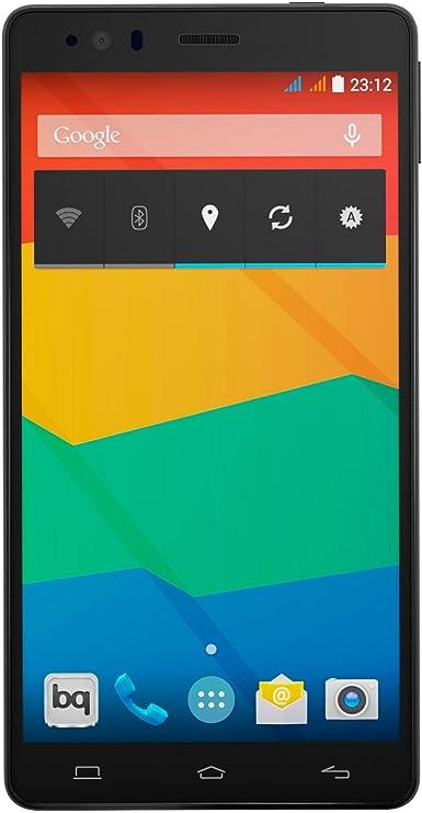 BQ Aquaris E6 - Smartphone libre Android (pantalla 6