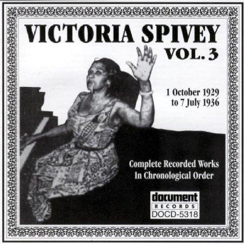 Victoria Spivey 3 1929-1936