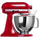 Batedeira Stand Mixer Artisan, Vermelha, 110V, KitchenAid