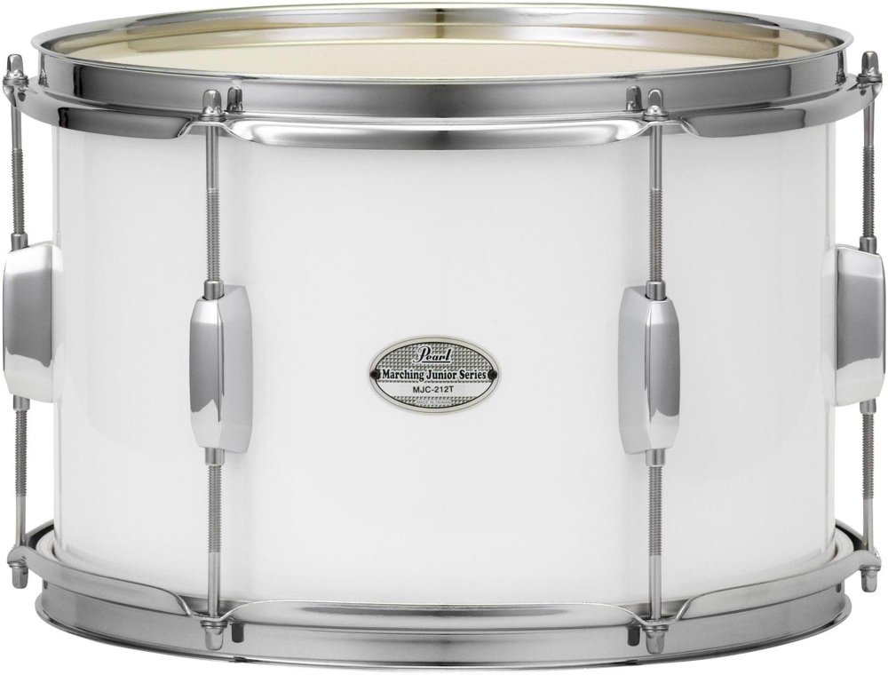 Pearl MJT1007CXN33 10''x7'' Junior Marching Single Tenor and Carrier by Pearl