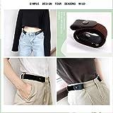 Sixpi Soft Unisex Stretch Stretch Sleeveless Belt