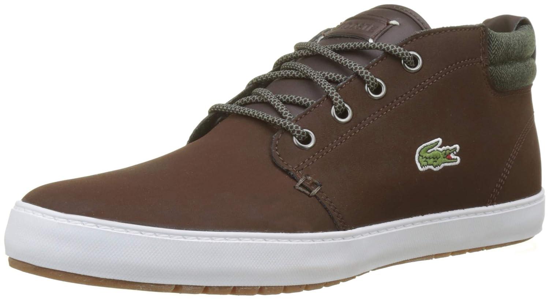 f5cc62f6b Lacoste Men s Ampthill Terra 318 1 Cam Trainers  Amazon.co.uk  Shoes   Bags
