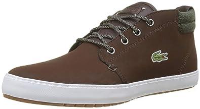 e883fac30 Lacoste Men s Ampthill Terra 318 1 Cam Trainers  Amazon.co.uk  Shoes ...