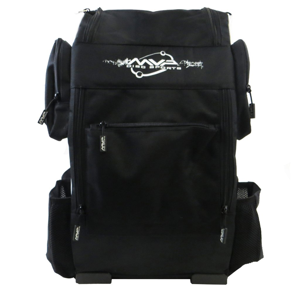 MVP Disc Sports Voyager Backpack Disc Golf Bag by MVP Disc Sports