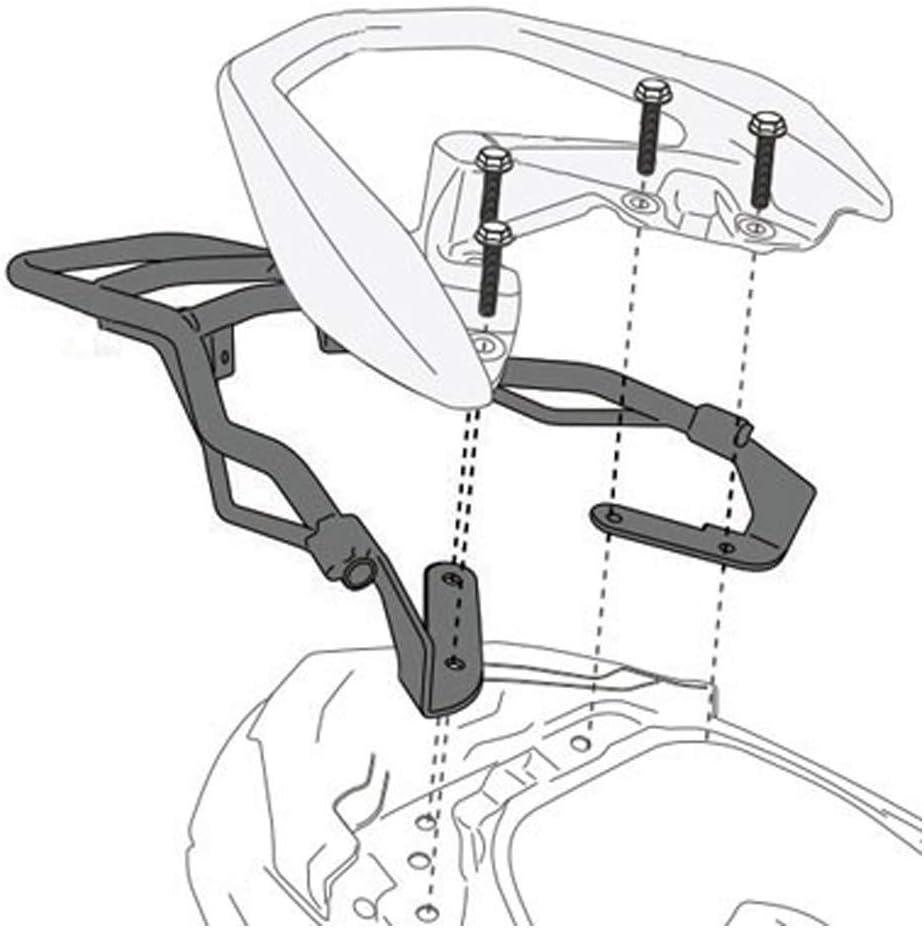 GIVI Topcase MONTAGEKIT MONOLOCK per Yamaha YP 125/N MAX